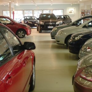 nya bilar, bilfirmor