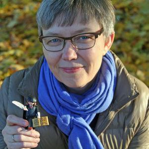Maria B-V med playmobil av Luther