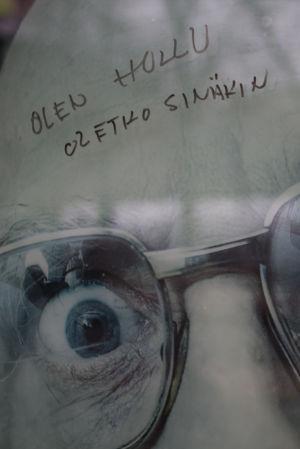 Vesa Vierikko on A. I. Putkonen, Ryhmäteatterin Mielipuolen päiväkirjan päähenkilö.