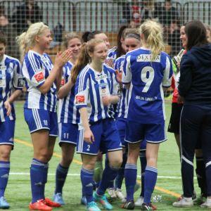 HJK slog JyPK i semifinalen i cupen.