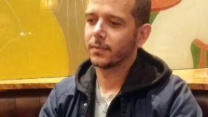 Författaren Abdellah Taïa