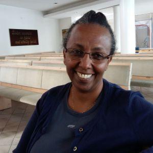 Etiopiska Wulita Bezabeh har bott 15 år i Jakobstad.