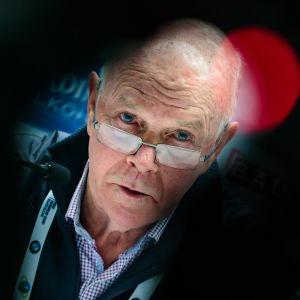 Anders Besseberg är ordförande för IBU.