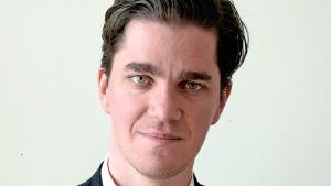 Martin Kragh vid Utrikespolitiska institutet i Sverige