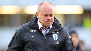 Mixu Paatelainen hade en tuff tid som landslagstränare.
