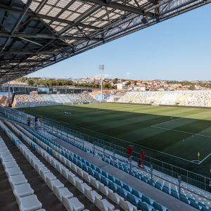 Stadion i Rijeka.