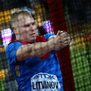 Sergej Litvinov i släggringen