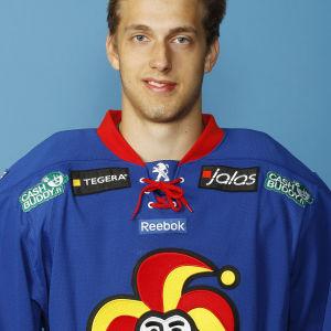 Petteri Lindbohm, ishockeyspelare.