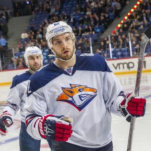 Oskar Osala i Metallurg Magnitogorsk