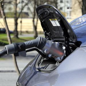Laddning av elbil