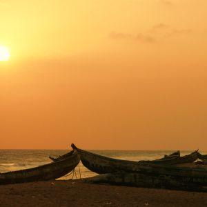 Grand Popo, Benin.