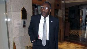 FN:s generalsekreterare Ban Ki Moon har avskedat Babacar Gaye, chefen för FN:s fredsbevarande operation i Centralafrikanska republiken.
