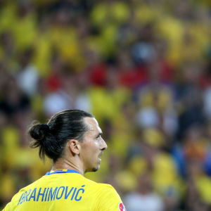 Zlatan Ibrahimovic, EM 2016.