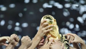 Fotbolls-VM fångar världen.
