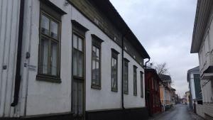 Felénska Huset i Kristinestad.