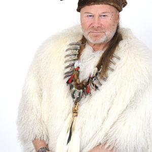 Roger Pontare deltar i Melodifestivalens andra deltävling 11.2.2017