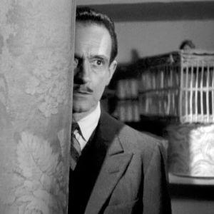 Rémy Germain (Pierre Fresnay) elokuvassa Korppi