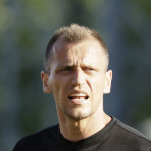 FC Inter-anfallaren Njazi Kuqi.