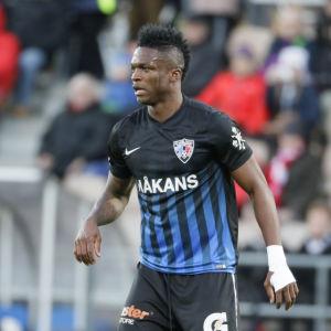 Faith Friday Obilor spelade för Inter säsongen 2016.