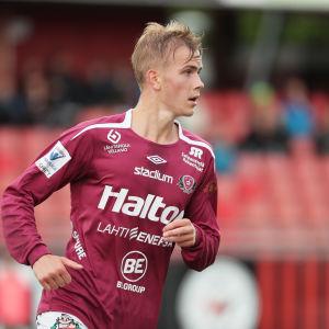 Jasse Tuominen ska testspela för den vitryska klubben Bate Borisov.