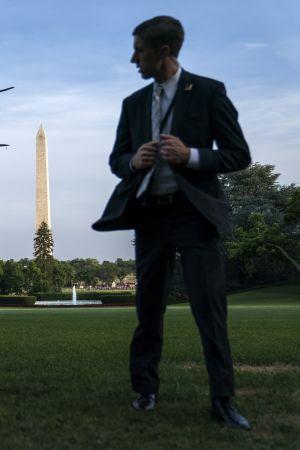 Över 1 100 agenter har nått sitt personliga lönetak när presidenten åker land och rike runt