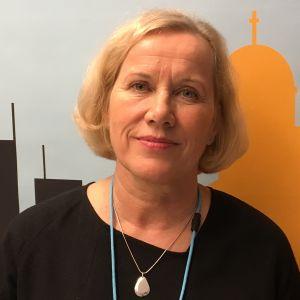 Bild på Lisbeth Hemgård, verksamhetsledare för FDUV