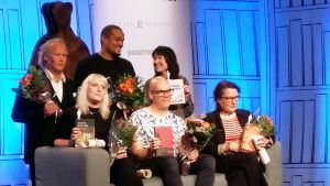 Kandidaterna till Agustpriset för bästa svenska skönlitterära bok 2017.