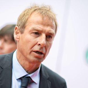 Jürgen Klinsmann har fått sparken.