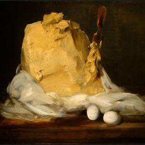 Antoine Vollon: Motte de Beurre; National Gallery of Art