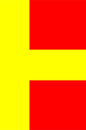 Svenskfinlands inofficiella flagga