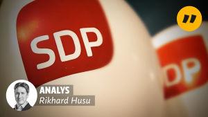 SDP ballonger, analys rikhard husu
