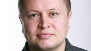 New York Timesin kuvatoimittaja Mikko Takkunen.