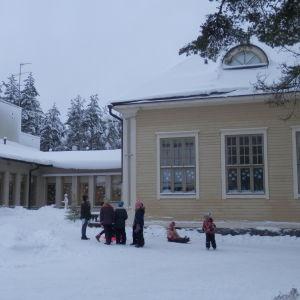 Ruusulehto skola i Jakobstad