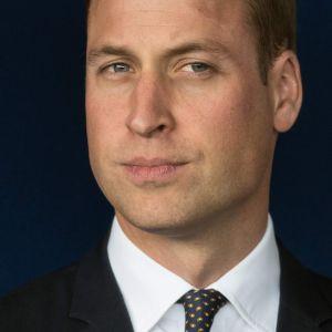 Prins William, hertig av Cambridge.