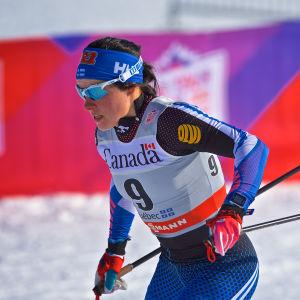 Krista Pärmäkoski, mars 2016.