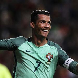 Cristiano Ronaldo.