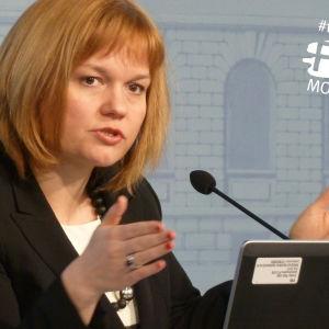 Undervisningsminister Krista Kiuru
