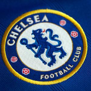 Chelseas logo.