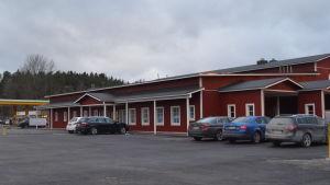 Den nya ABC-stationen i Pickala, Sjundeå