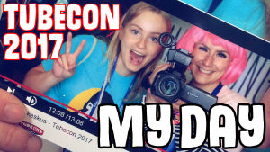 Tubecon 2017: My day