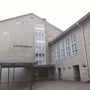 Katarinaskolan i Karis.