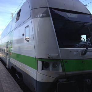 Styrvagn i InterCity-tåg