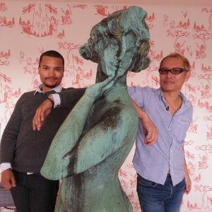 Stradan Joonatan tutustui Mantan historiaan ja kysyi japanilaiselta taiteilijalta Tatzu Nishiltä, miksi tämä suunnitteli Helsingin symbolin ympärille hotellin.