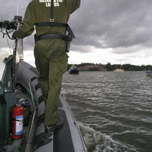 Övervakning på Finska viken
