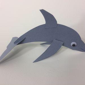 Askarrellaan: Emman delfiini