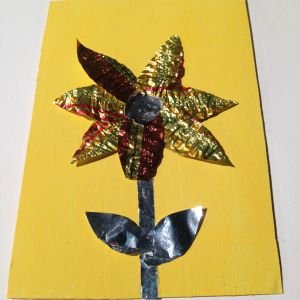 Askarrellaan: Vuokon ja Kaislan kukka