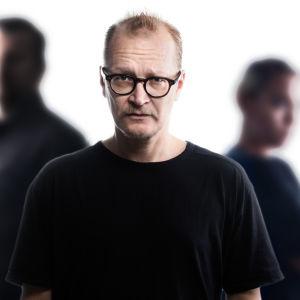 Näyttelijä Janne Reinikainen