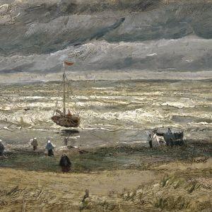 Verk av van Gogh