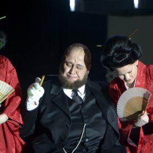Repetition av operan Indigo.