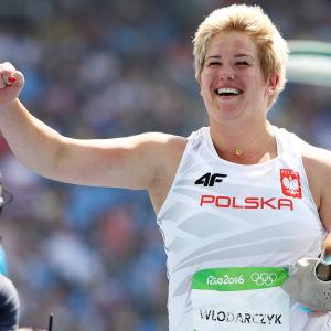 Anita Wlodarczyk, OS 2016.